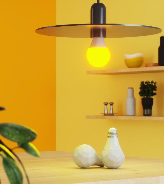 L'ampoule connectée Nanoleaf Essential