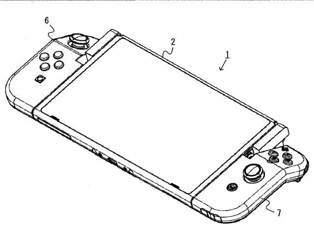 Un brevet publié en 2019 par Nintendo