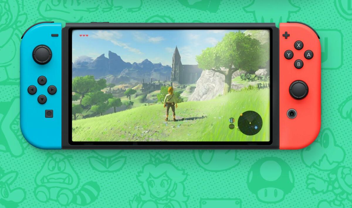 Un concept de Nintendo Switch Pro imaginé par un fan