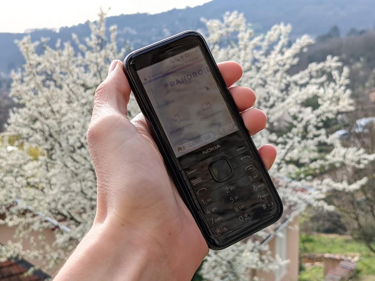 Le Nokia8000 4G
