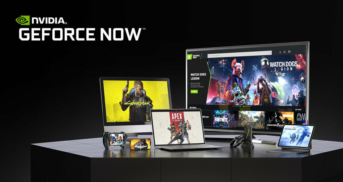 Nvidia GeForce Now : le catalogue dépasse les 1000 jeux accessibles en streaming