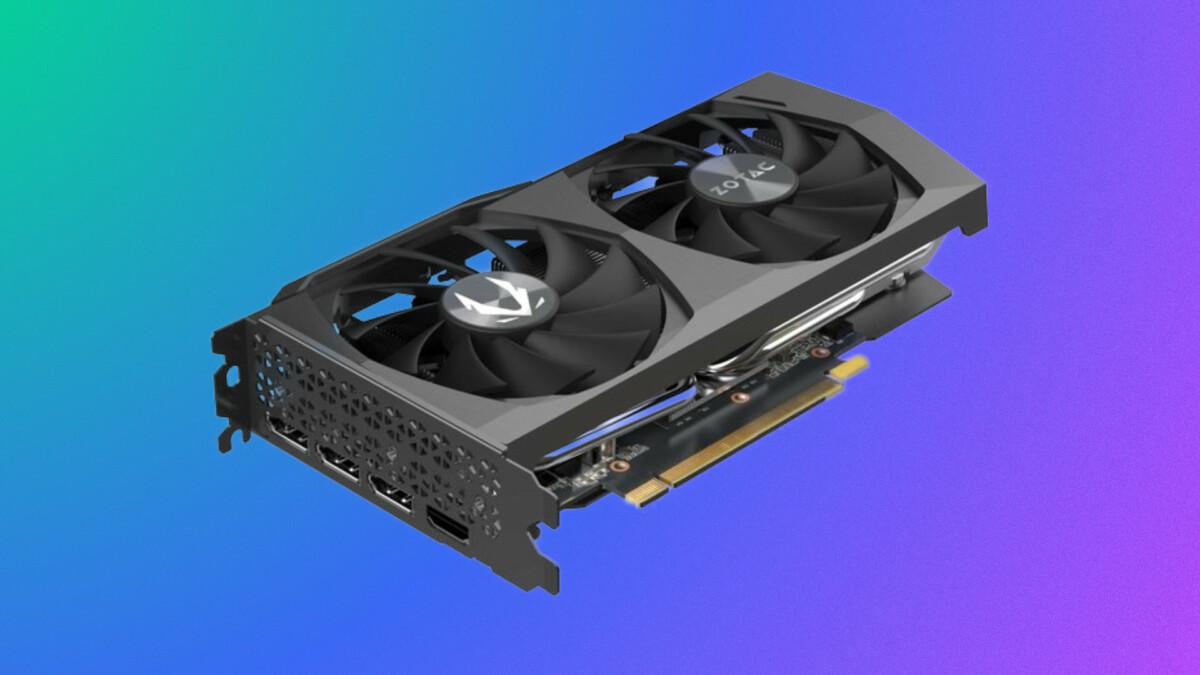 Nvidia GeForce RTX 3060 test