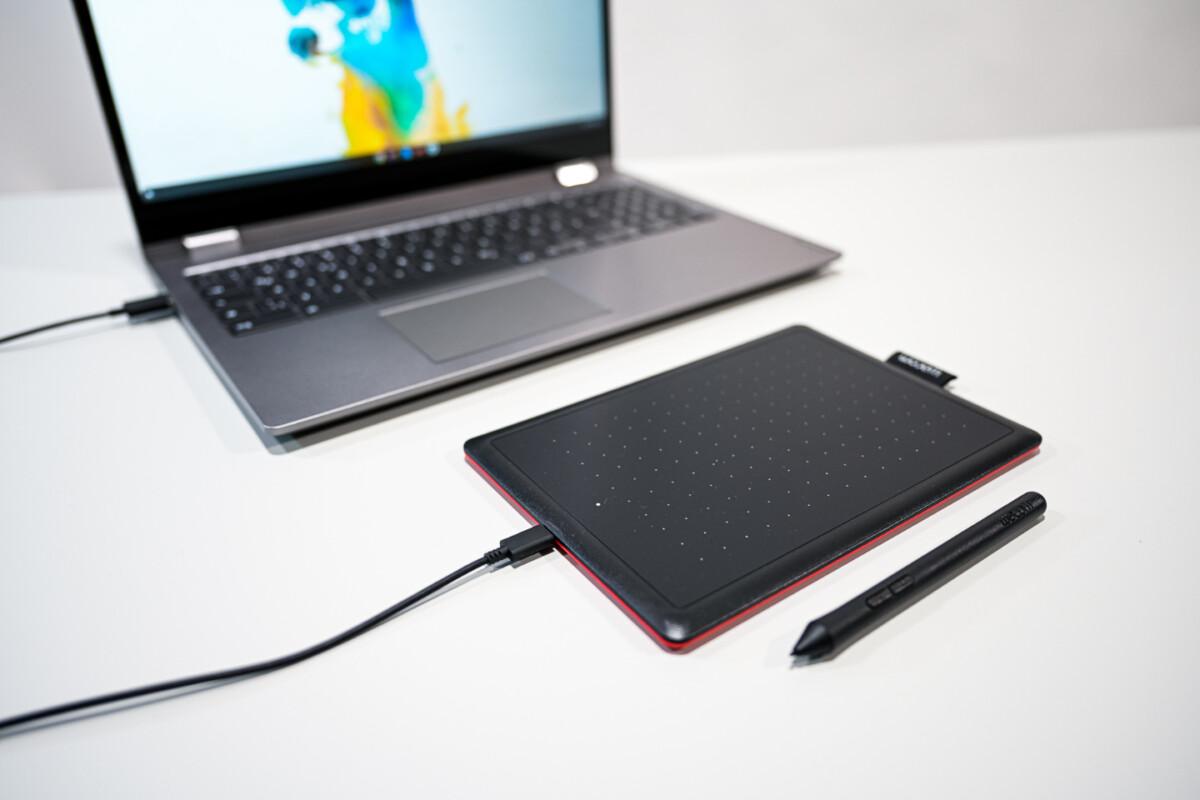 One by Wacom : cette tablette graphique à stylet à petit prix est idéale pour les étudiants