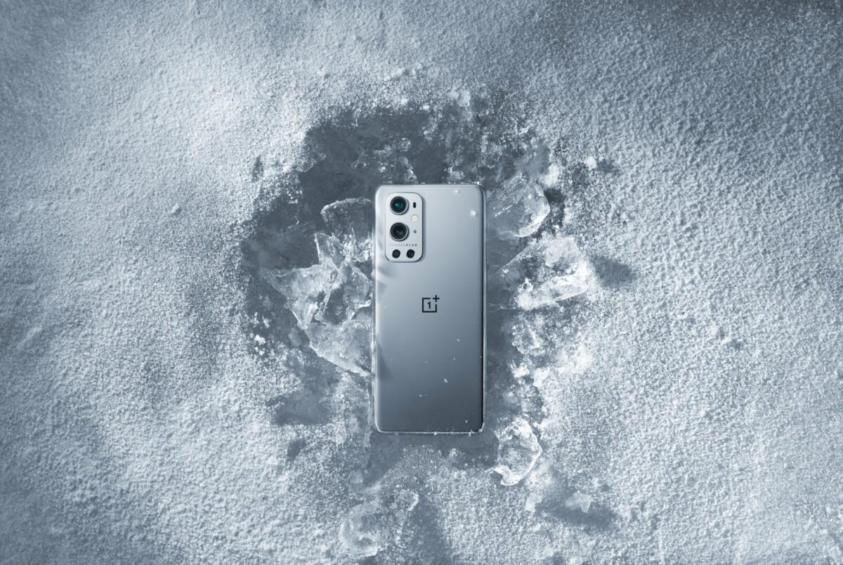 Le OnePlus9 Pro.