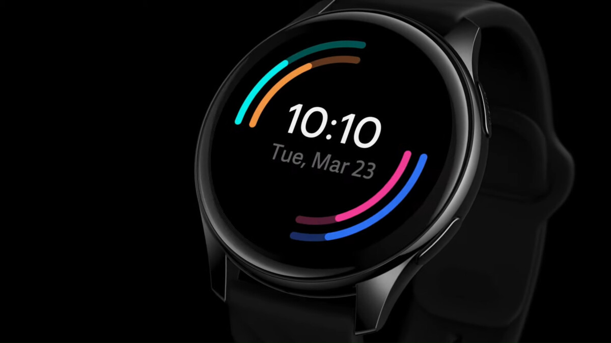 La OnePlus Watch