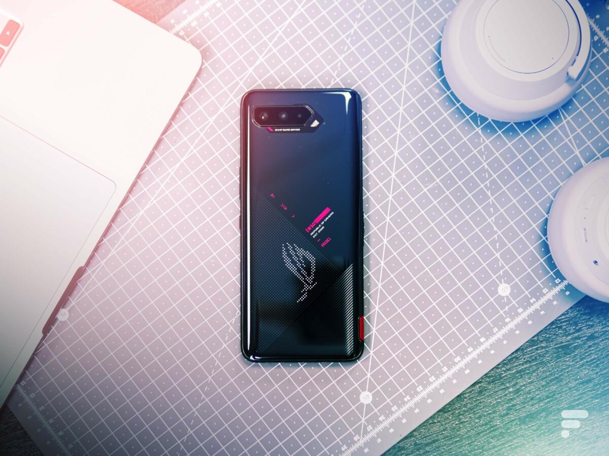 Le ROG Phone 5