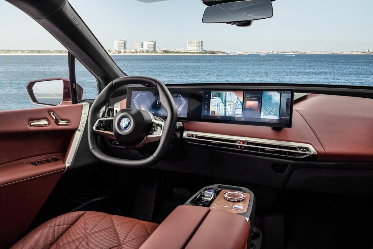 iDrive de BMW