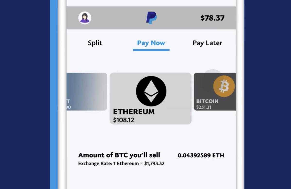 de la paypal la bitcoin)
