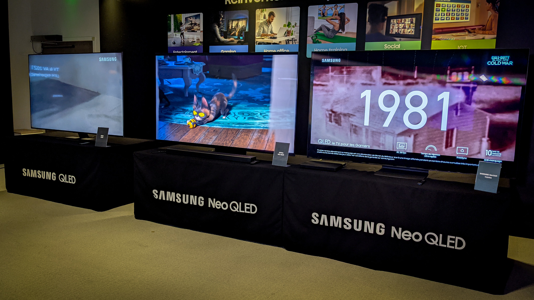 Samsung Neo QLED : nos premières impressions sur les télés Mini LED 4K et 8K - Frandroid