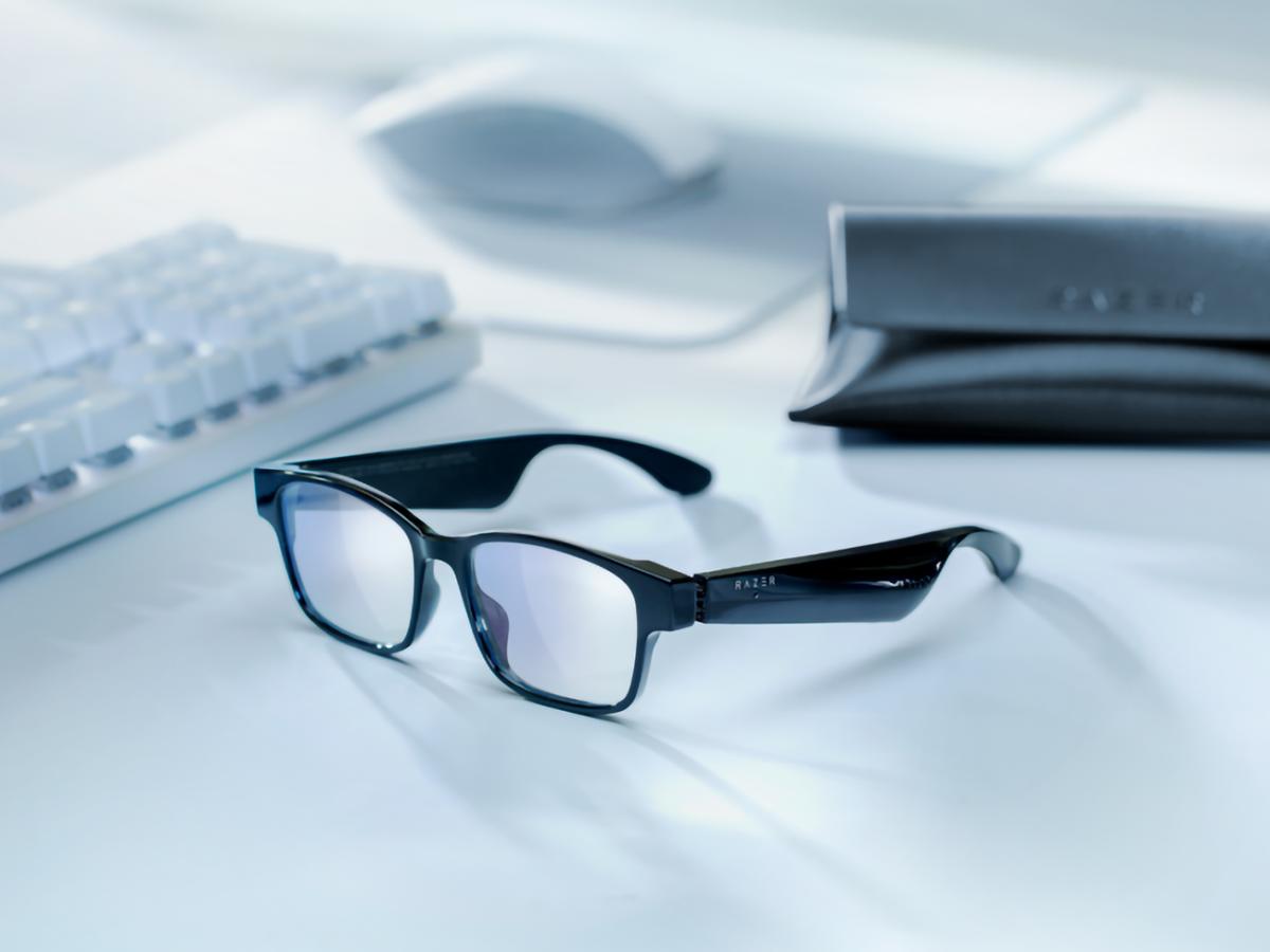 Les lunettes connectées Razer Anzu