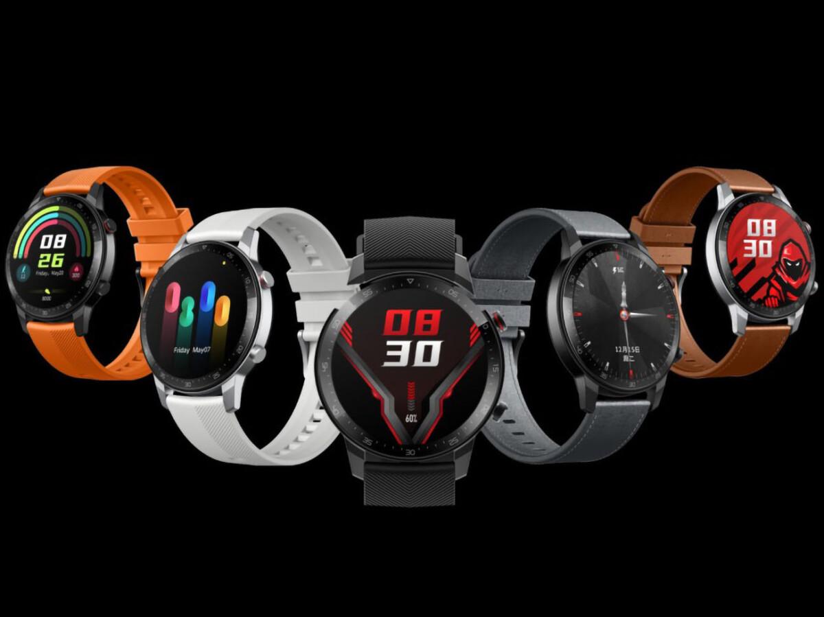 La montre Nubia Red Magic Watch
