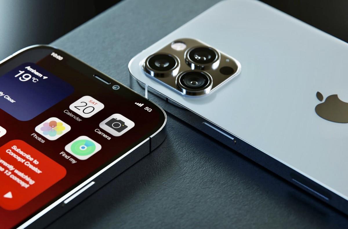 Un rendu d'iPhone