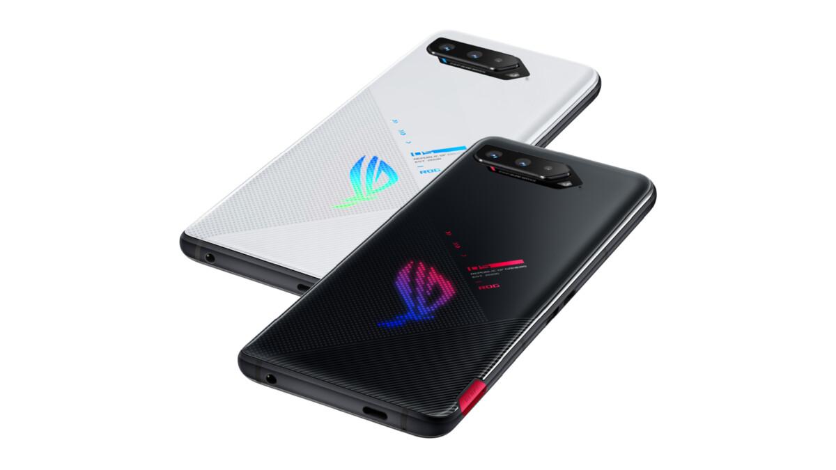 La gamme ROG Phone 5