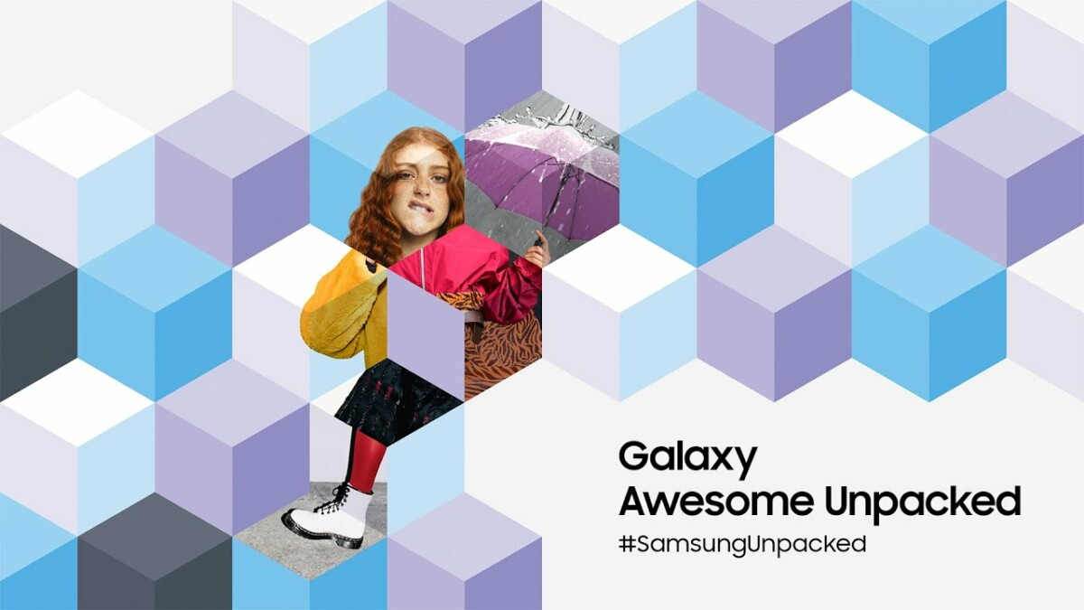 Conférence de présentation des Samsung Galaxy A52 et A72