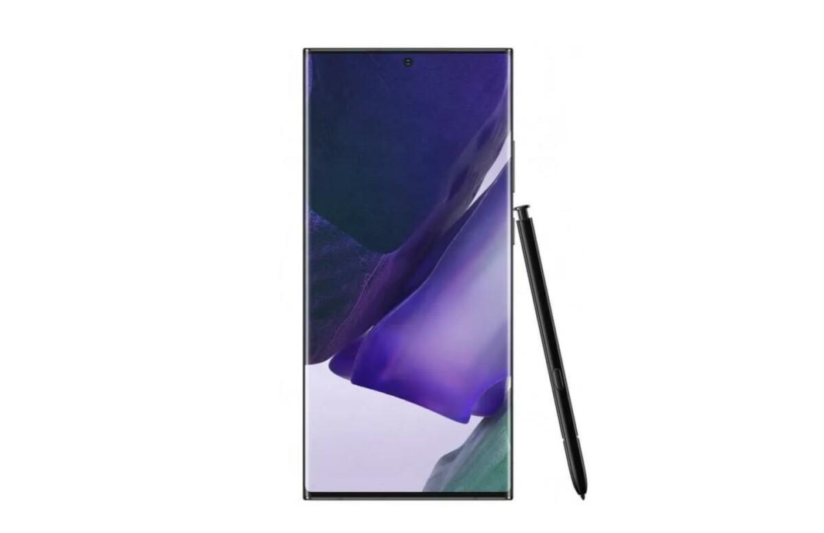 Le Samsung Galaxy Note20 Ultra est à un excellent prix aujourd'hui