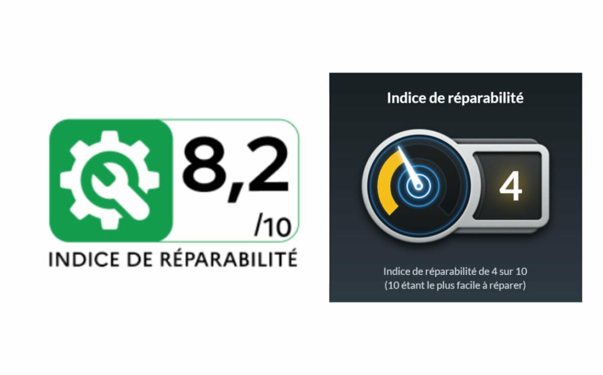 Indice de réparabilité du Samsung Galaxy S21