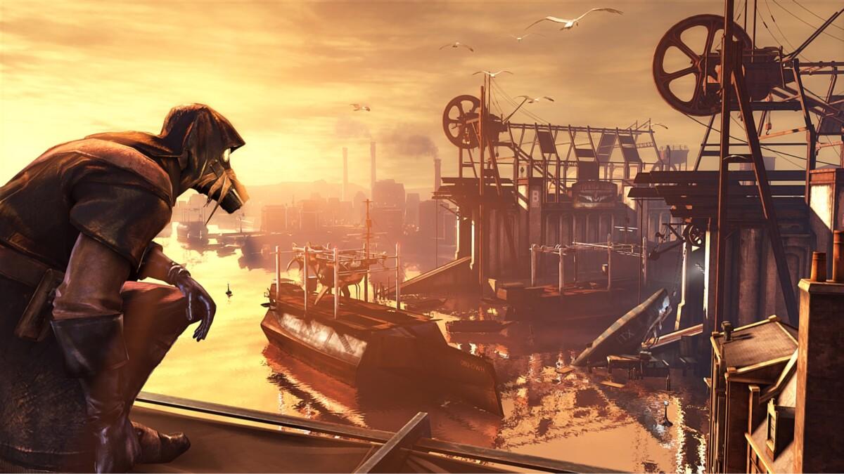Le jeu Dishonored du studio lyonnais Arkane