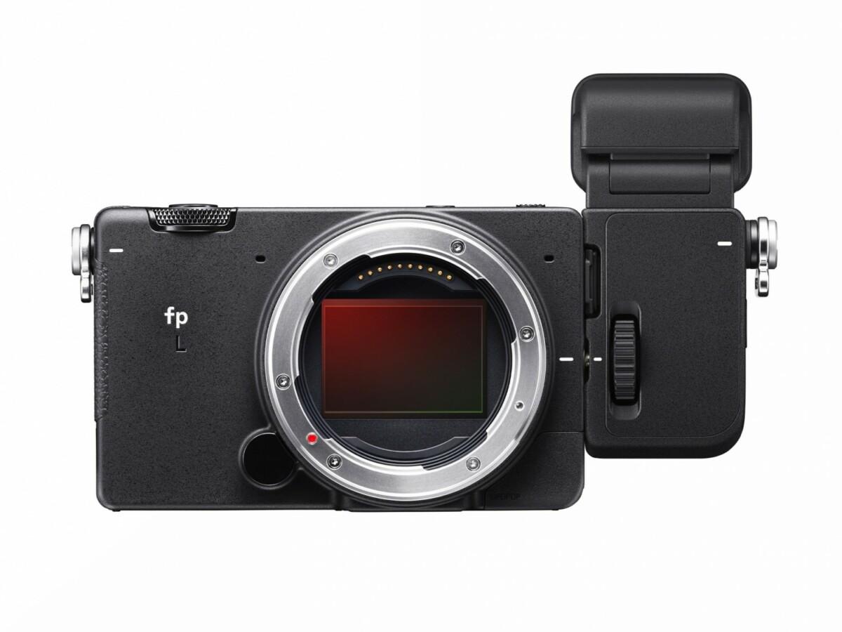 Sigma fp L avec viewfinder