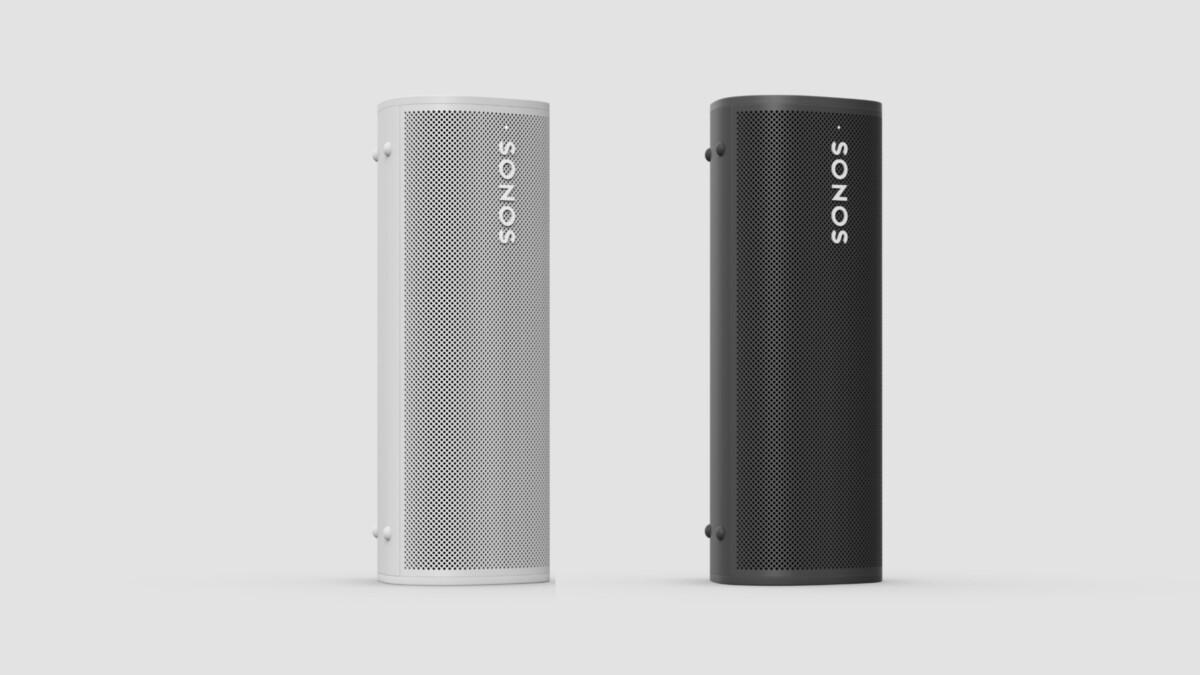 La Sonos Roam existe en noir et en blanc