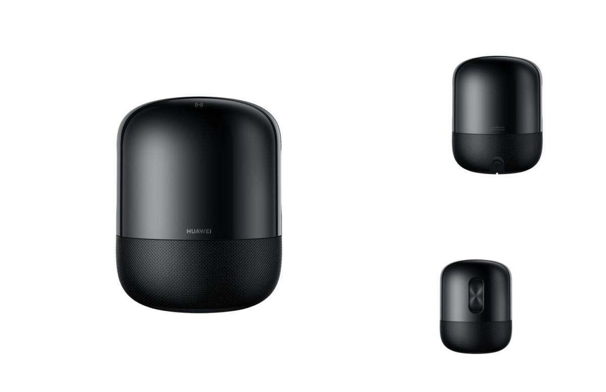Huawei Sound X avec Devialet