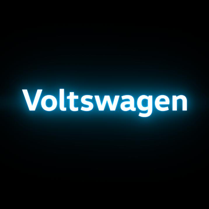 La nouvelle identité graphique de Voltswagen