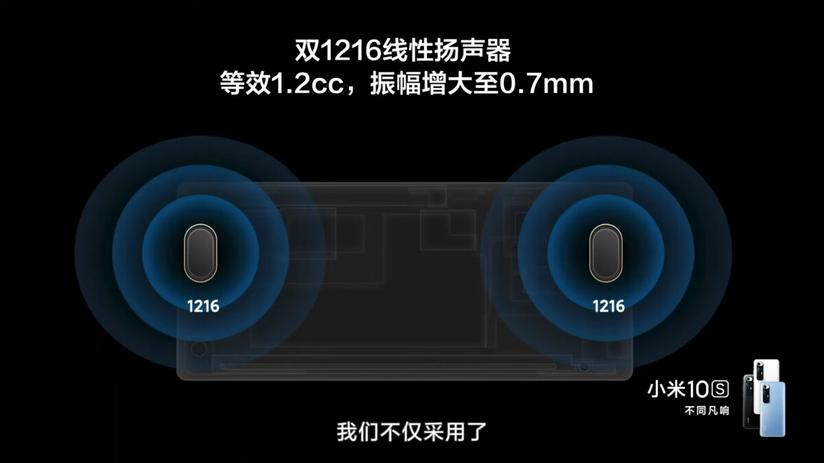 xiaomi mi 10s launch event full hd 10s 10 32 screenshot 1200x675 - Xiaomi Mi 10S: we are not doing better for audio at the moment - Frandroid