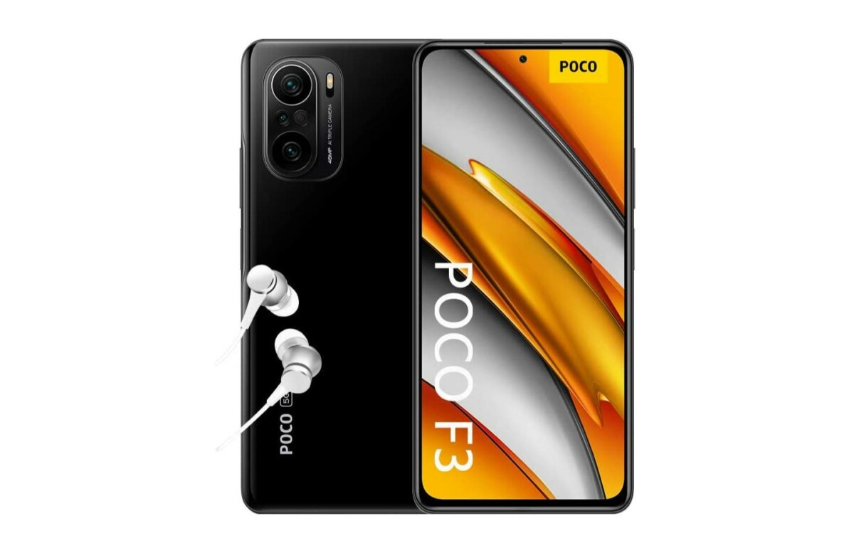 xiaomi poco f3 meilleur prix 1200x777 - Xiaomi Poco F3: its launch price is back on AliExpress - Frandroid