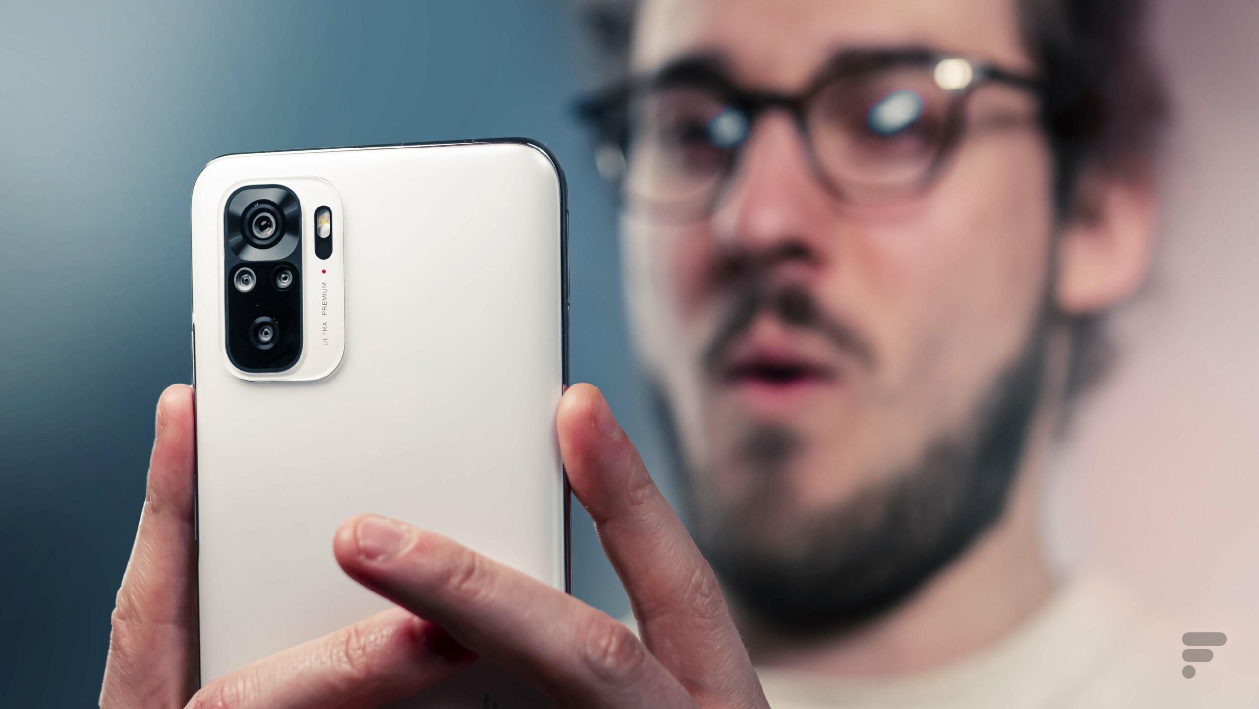 Top des meilleurs smartphones pour moins de 200 euros en 2021 - XIAOMI REDMI NOTE 10 www.heavybull.com