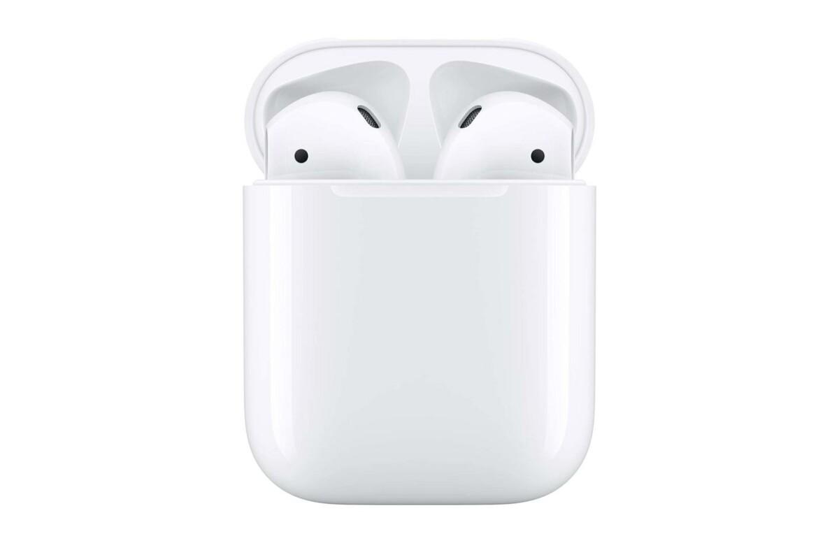 Les Apple AirPods 2 sont à 109,99 euros et c'est seulement aujourd'hui