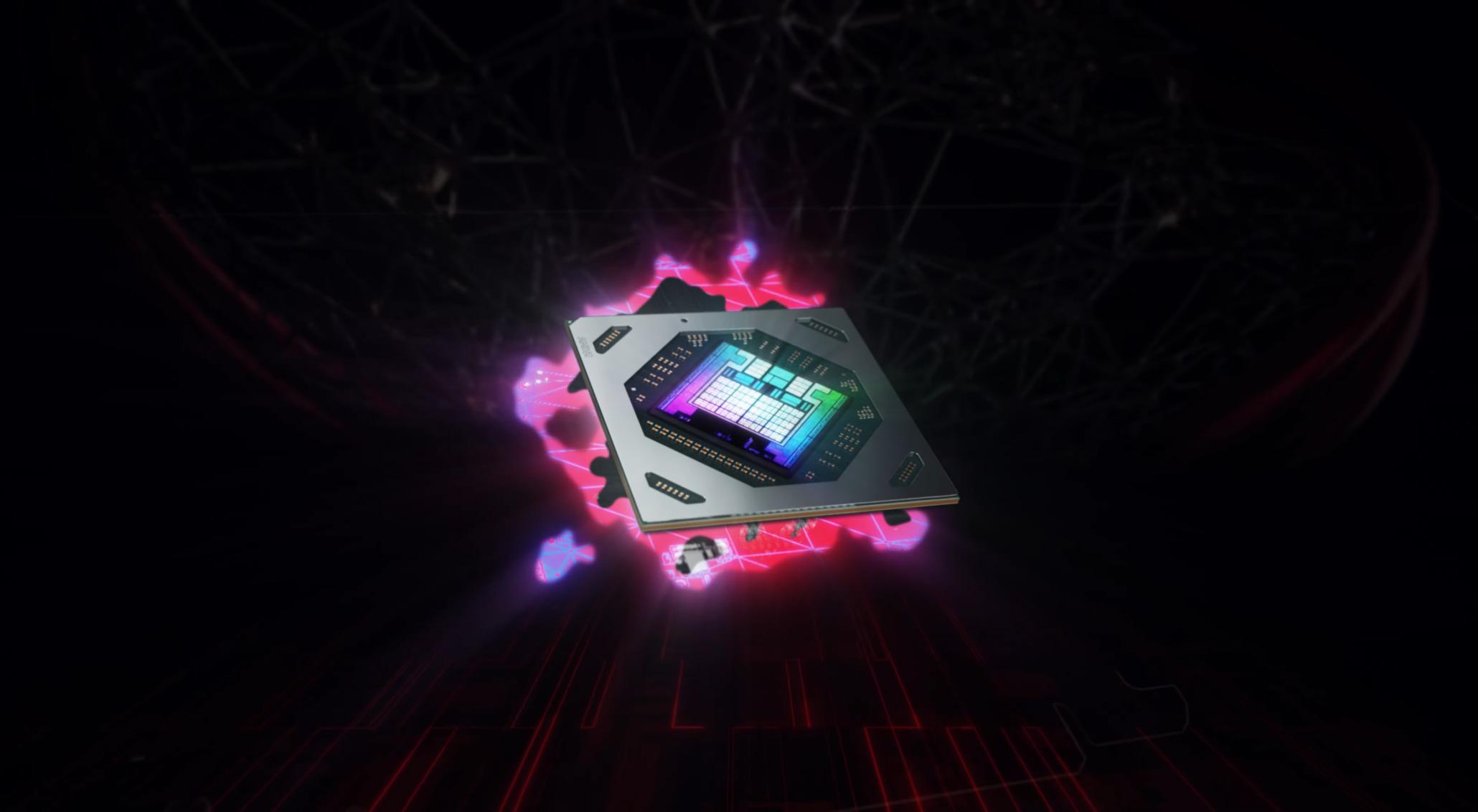 Les variantes mobiles des Radeon RX6000 arriveront très bientôt sur PC portables, et c'est Lisa Su qui l'a confirmé