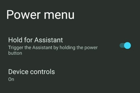 android 12 activation google assistant - emojis, animations, Power Menu ... a leak reveals lots of new features to come