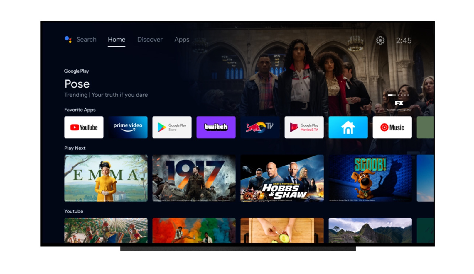 Si vous avez un téléviseur Sony Bravia, vous devriez bientôt voir de la nouveauté apparaître sur Android TV