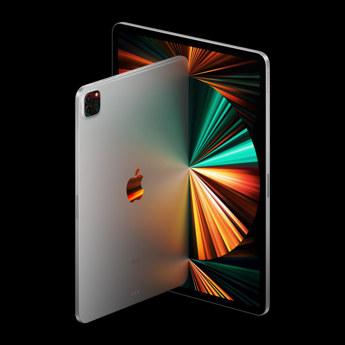 L'iPad Pro 11pouces et la version 12,9pouces