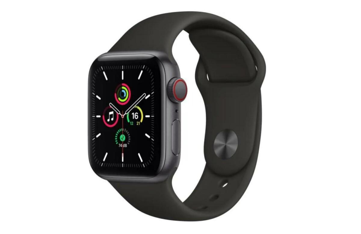 L'Apple Watch SE compatible 4G est à moins 20 % chez Cdiscount