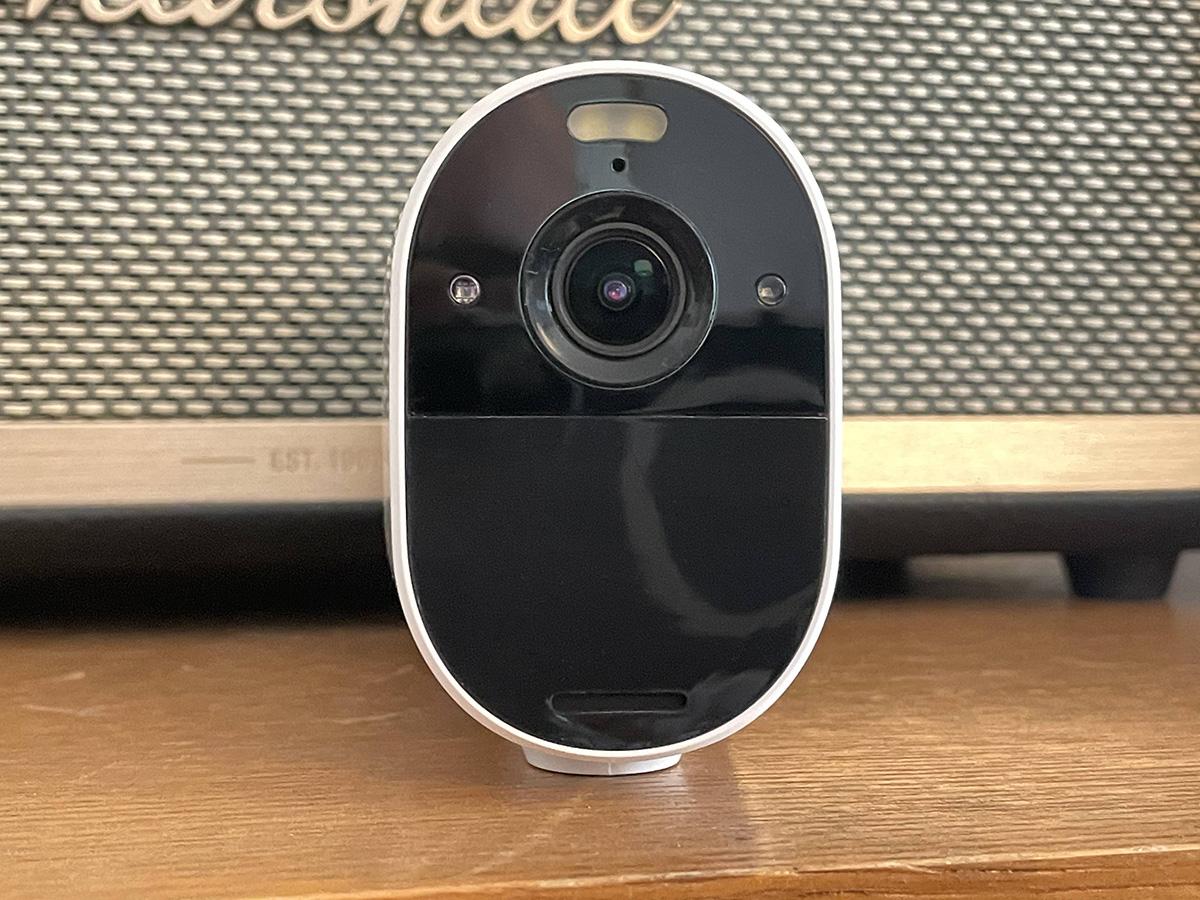 Caméra Arlo Essential Spotlight XL