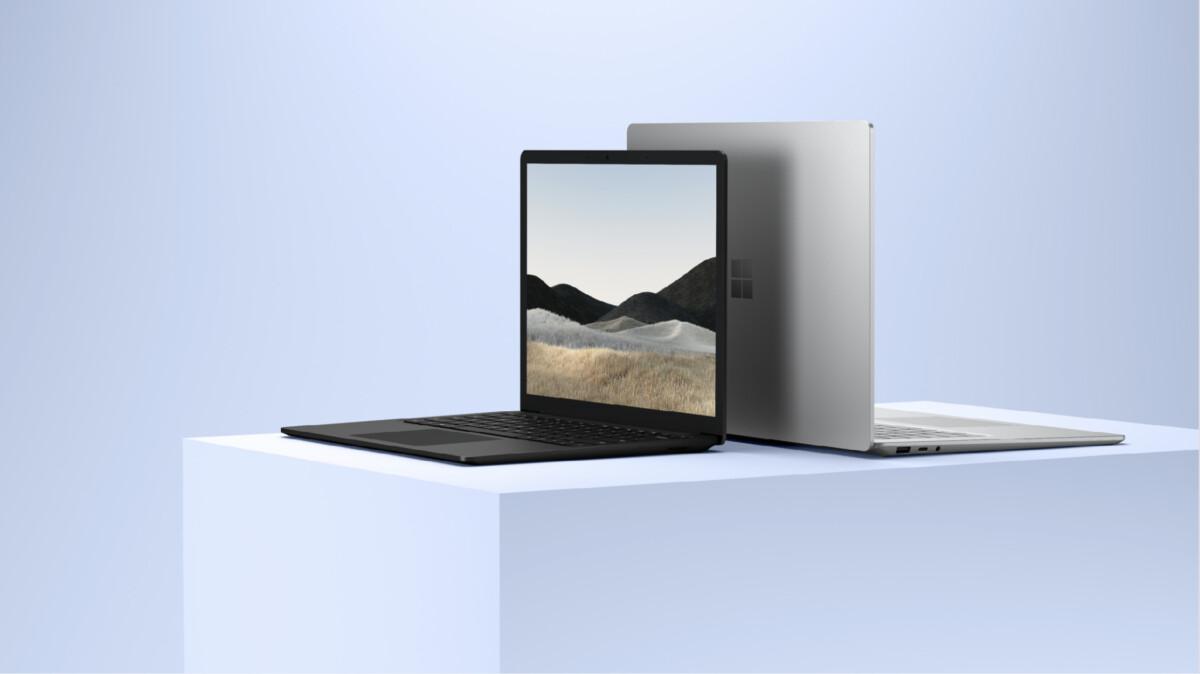Nowy Surface Laptop 4 jest dostępny w dwóch rozmiarach i jest bardziej wydajny