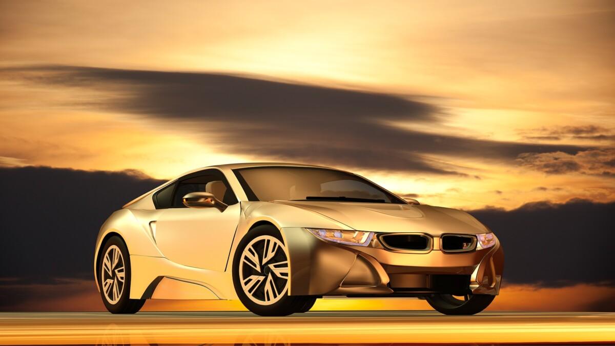 Concept car électrique