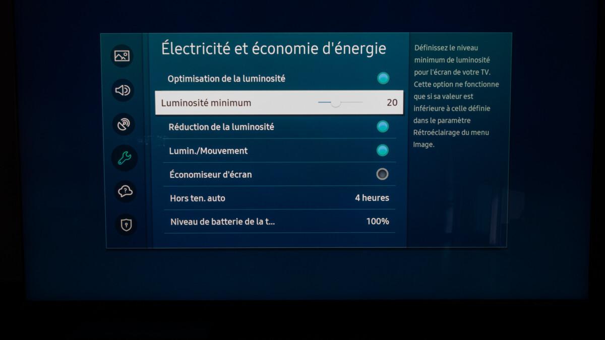 Les options d'économie d'énergie s'étoffent elles aussi