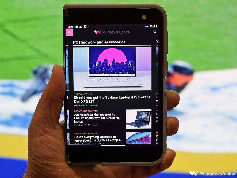 L'application Edge Canary est enfin disponible sur le Google Play Store.