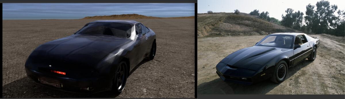 GANVerse 3D ożywia modelowanie 3D ze zdjęcia (po prawej)