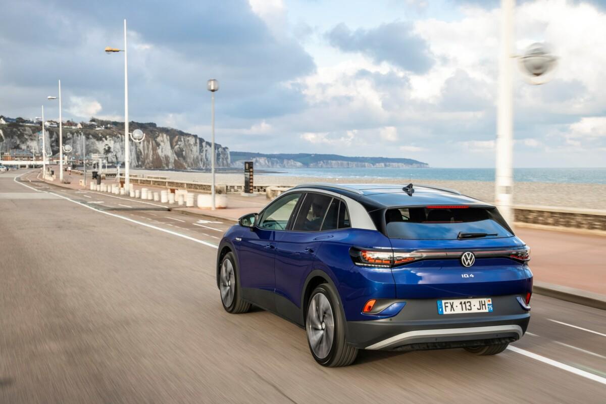 Essai du VolkswagenID.4: des ambitions grandissantes