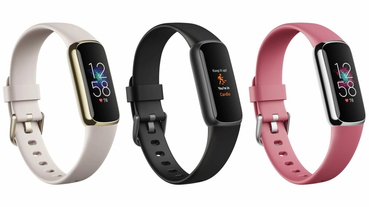 Le bracelet Fitbit Luxe