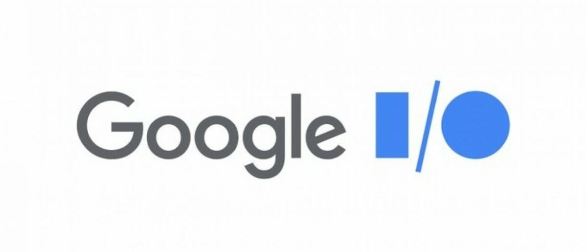 Logo de la Google I/O