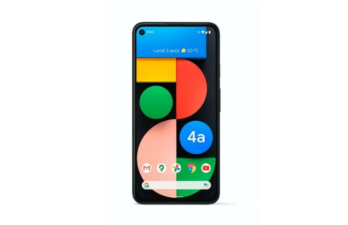 Fnac, Darty et Boulanger baissent de 50 € le prix du Google Pixel 4a 5G