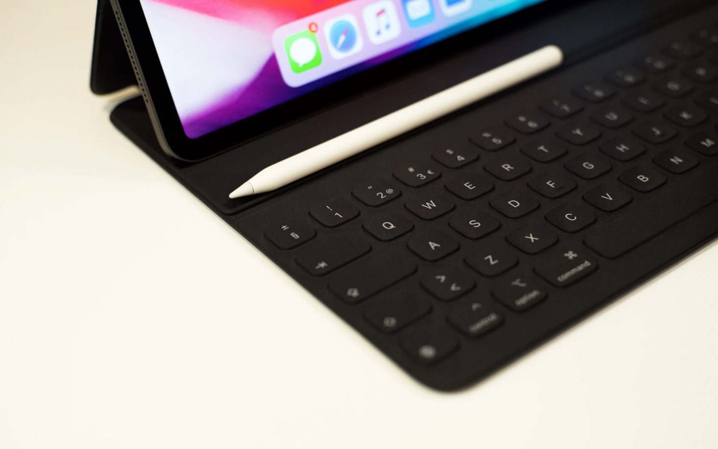 Apple pourrait avoir trouvé un moyen d'éclairer les touches en tissu du Smart Keyboard