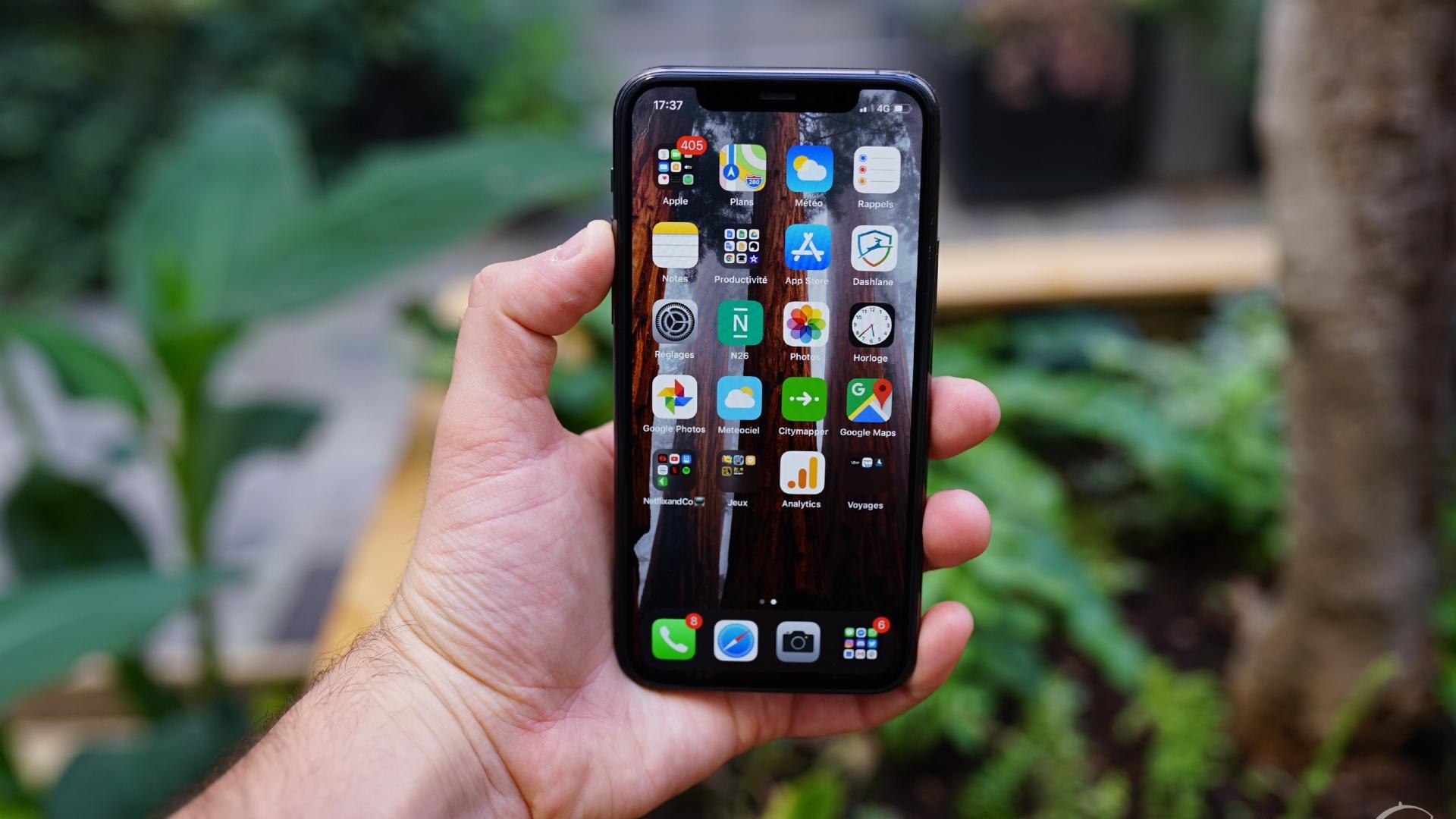 iOS14.5 va permettre d'accroître la durée de vie de la batterie des iPhone11.