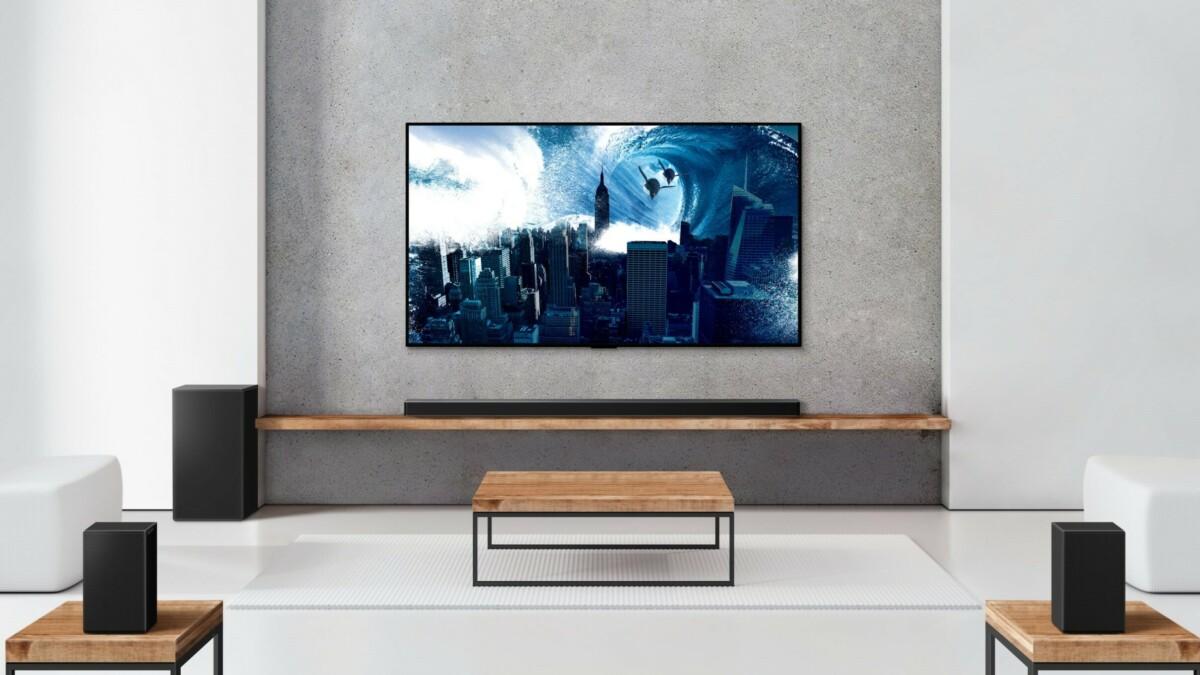 Les nouvelles barres de son haut de gamme de LG embarquent désormais AirPlay 2