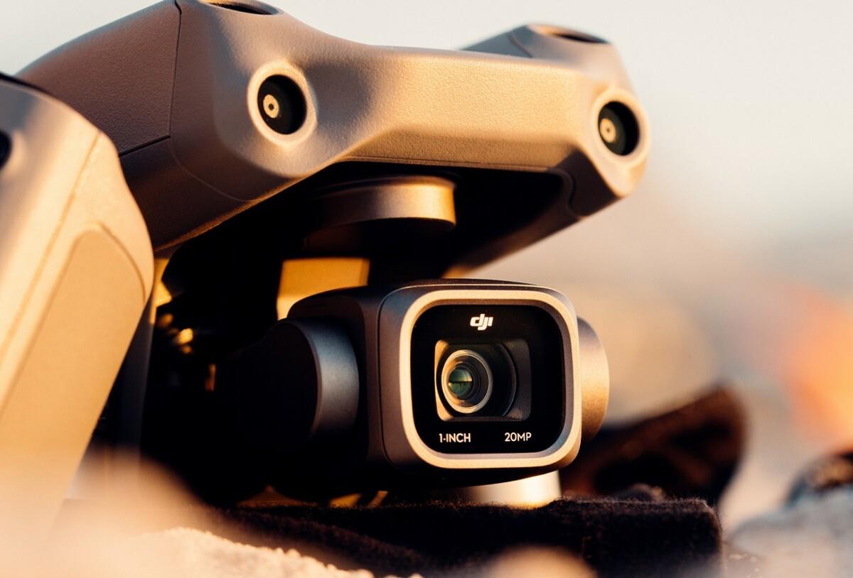 La caméra du DJI Air 2S