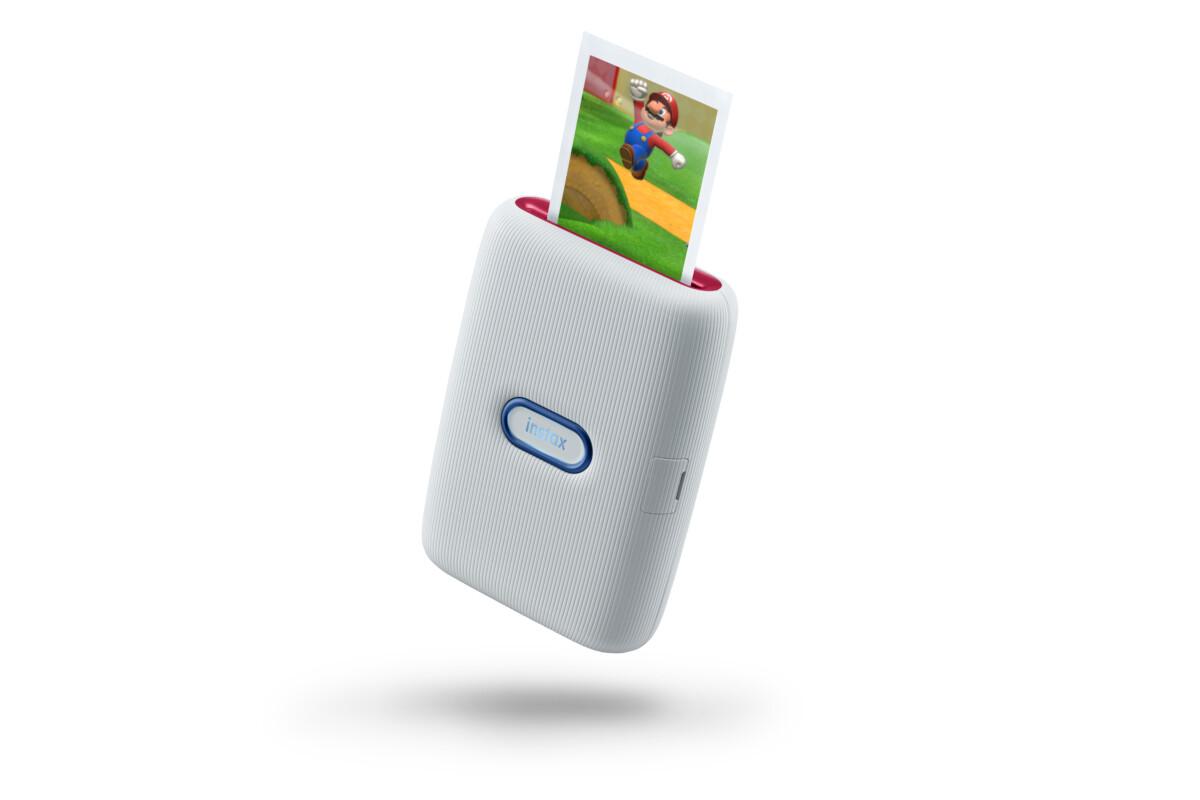 L'imprimante Instax mini Link de Fujifilm