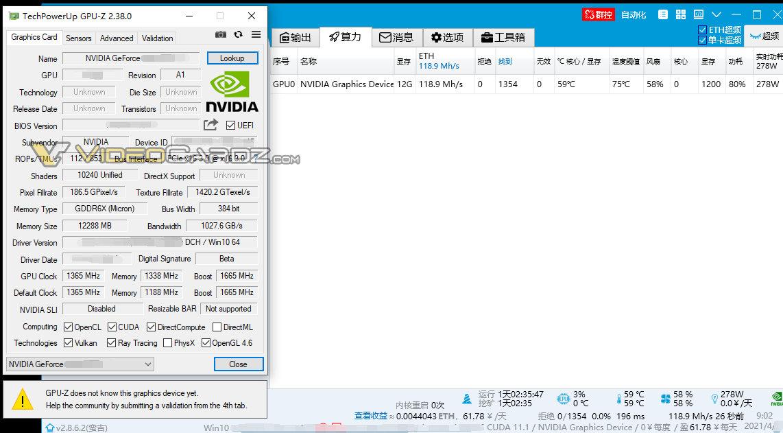 La Nvidia GeForce RTX 3080 Ti se précise et serait très puissante